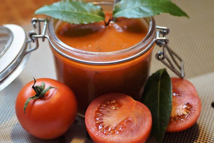soupe de tomate de grand-mère