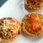 Recette quiche au fromage et au jambon : recette de cuisine facile