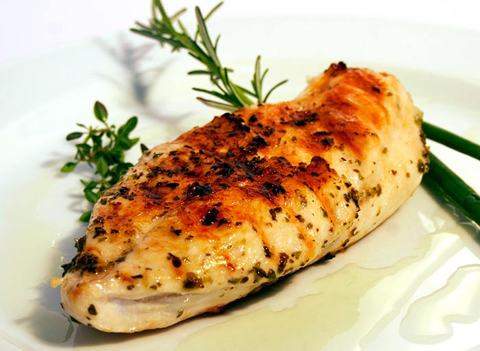 Recettes avec du poulet, préparation du poulet