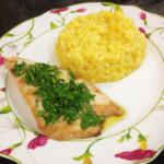 risotto au potiron, recette facile de cuisine