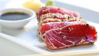 tataki de thon, recette de cuisine facile