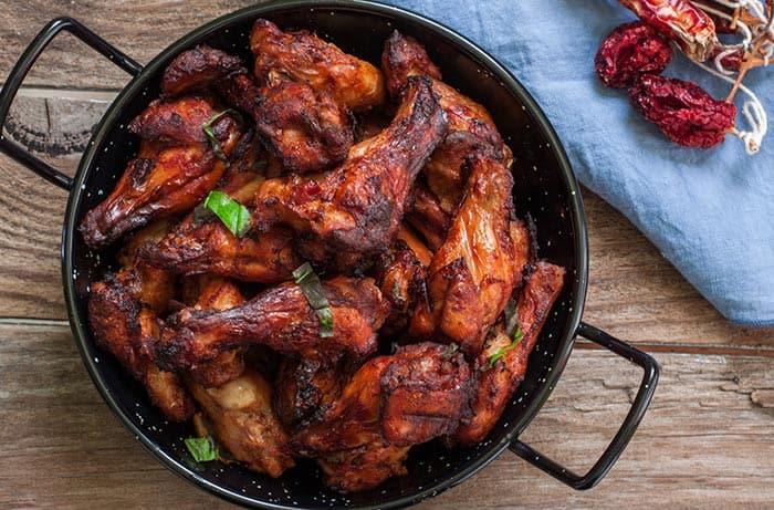 poulet tandoori, recette facile de cuisine