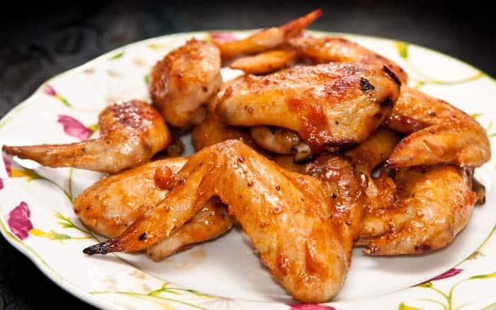 aiguillettes de poulet au four, recette de cuisine facile