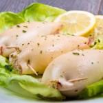 recette de calamars farcis ou encornets farcis