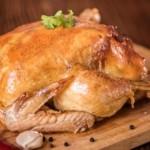 recette de poulet farci au four, une recette de cuisine facile