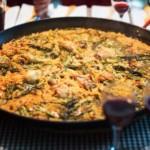 paella valencienne, recette de cuisine espagnole