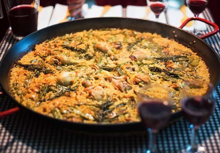Paella Valencienne Recette Espagnole Traditionnelle Mangezplus