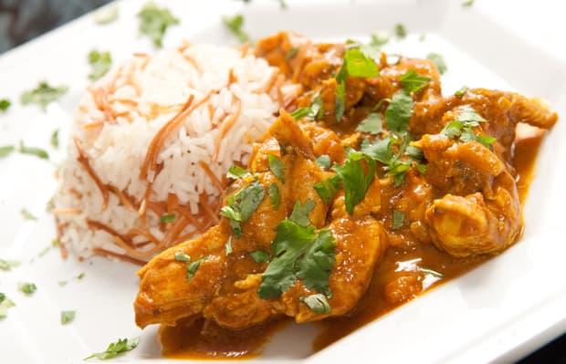 poulet Tikka Masala, simple et gourmand : une recette de cuisine facile