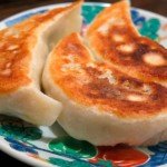 raviolis chinois ou gyozas, recette de cuisine facile