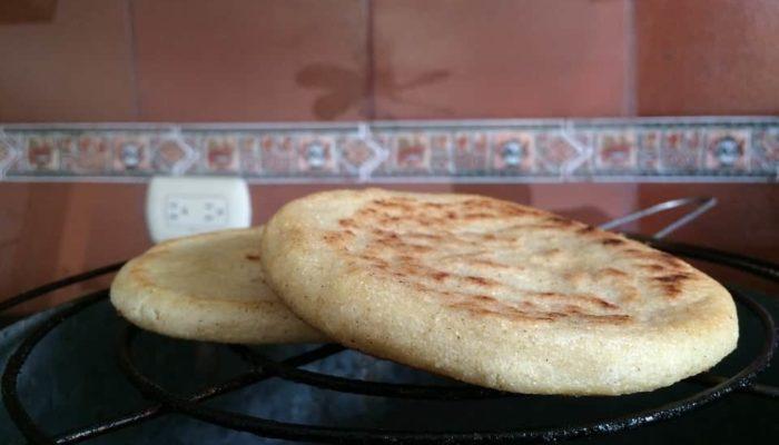 arepas : recette de cuisine facile