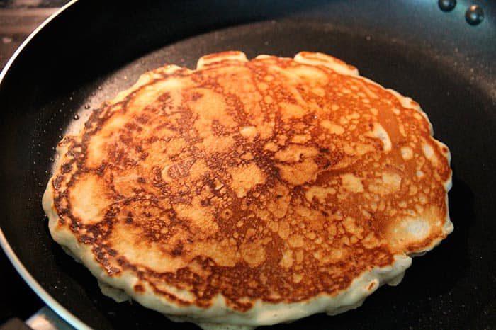 recette de pâte à pancakes pour des pancakes américains