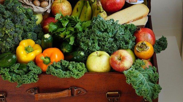 menu végétarien minimaliste : sélection de recettes de cuisine végétarienne