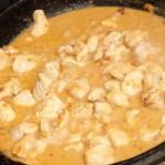 poulet aux cacahuètes : recette facile de cuisine