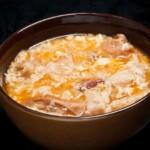 soupe à l'ail, recette de grand-mére