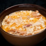 soupe à l'ail de grand-mère : recette de cuisine facile