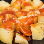 sauce brava ou salsa brava : de la sauce pour patatas bravas