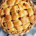 tarte aux pommes maison, façon apple-pie : recette de grand-mère