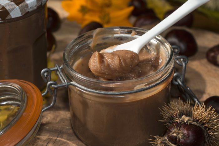 recette de crème de marrons maison