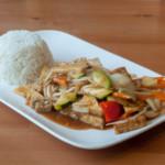 chop suey maison : recette de cuisine facile