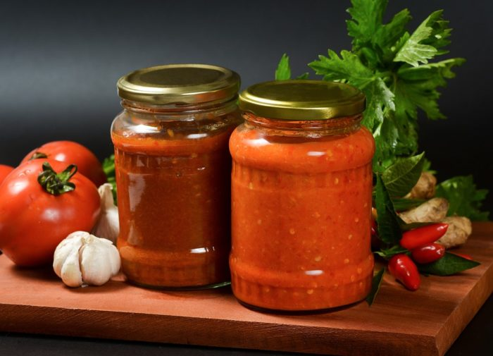 recette de sauce piquante maison : de la sauce très pimentée