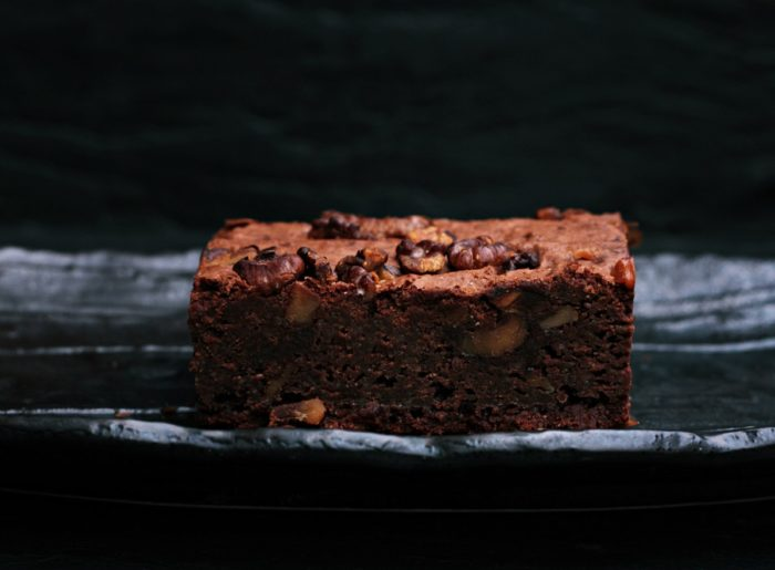 recette de brownie au chocolat maison, très facile